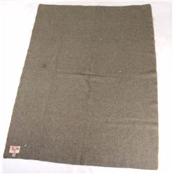 Early AaBe Netherlands Wool Blanket