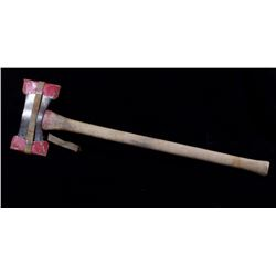 USFS Forest Service Double Bit Axe
