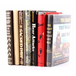 Grizzly Bear Book Collection