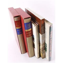 Collection Of Lewis and Clark Books