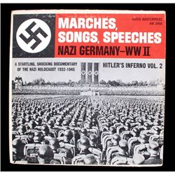 Marches Songs Speeches Nazi Record Album