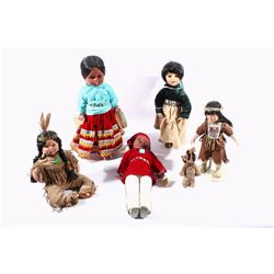 Early Navajo Collector Carlson & Other Dolls