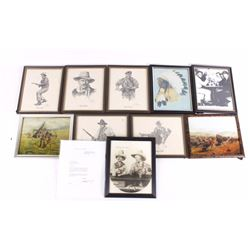 John Wayne & Western Limited Edition Prints