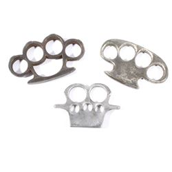 Early Brass Knuckles Collection