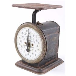 24 Lb. Columbia Family Scale c.1906