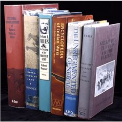 Six Volumes On Indian Wars In The West