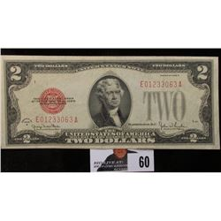 Series 1928 G $2 Dollar U.S. Note