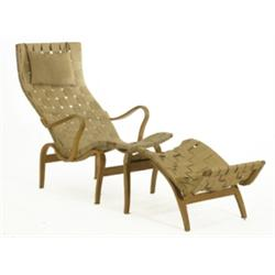 Chair + stol, Bruno Mathsson,  Pernilla , birch
