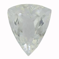 8.91 ctw Triangle Aquamarine Parcel