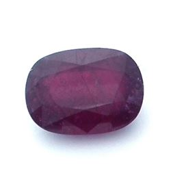 27.44 ctw Oval Ruby Parcel