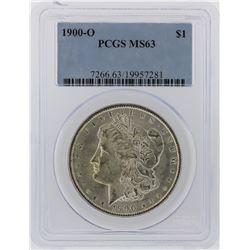 1900-O PCGS MS63 Morgan Silver Dollar