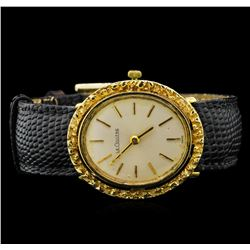 LeCoultre 18KT Yellow Gold Vintage Watch