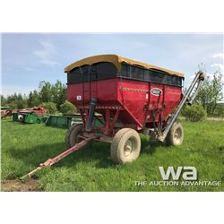 BRUNS 400 GRAIN CART