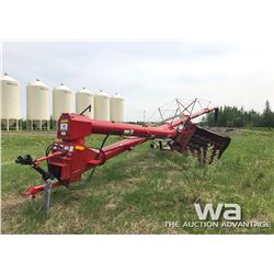FARM KING 13 X 70 FT. SWING AUGER