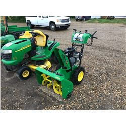 JOHN DEERE 827E SNOWBLOWER