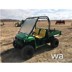 JD GATOR HPX 4X4 SIDE BY SIDE ATV