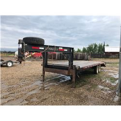 2003 TRAILTECH T/A 5TH WHEEL TRAILER