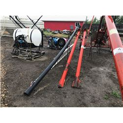 (2) WESTFIELD 10 FT. TRANSFER AUGERS