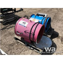 3 HP FLAMAN INLINE FAN