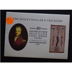 1988 Holey Dollar & Dump