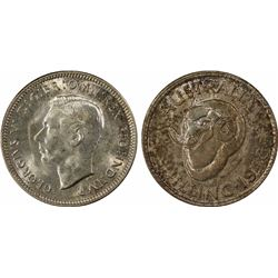 1943 S Shilling MS 64