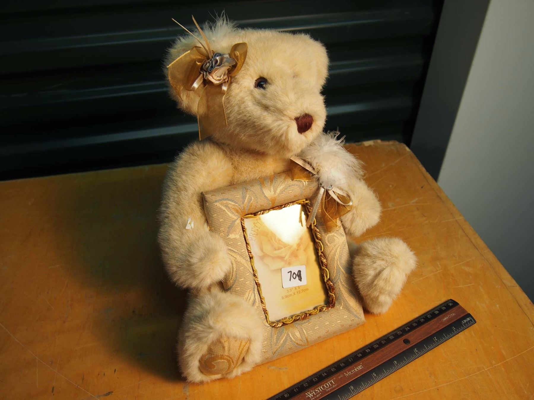 Teddy Bear Picture Frame
