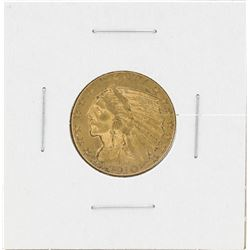 1910-S $5 Liberty Head Half Eagle Gold Coin