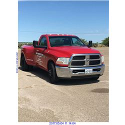 2011 DODGE RAM 3500  (EDINBURG) $21,000