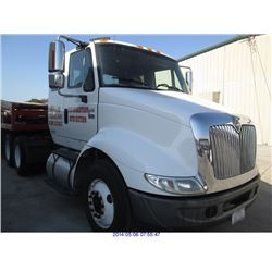 2005 INTERNATIONAL 8600 w/ TRAILER $59,000