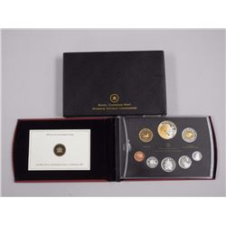 RCM ISSUE - Proof Mint Set 2007 - - 925 Sterling S