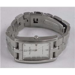 Gents 'Kenneth Cole' Watch Silver/Stainless with D