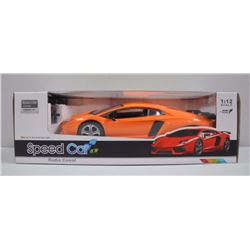 Radio Control Car with Die Cast Cars. 1:12 Scale