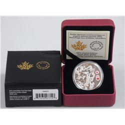 RCM Issue - Proof Silver Dollar - Celebrating Cana