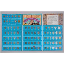 The Great Canadian Coin Kit - RCM - Two Coin Album