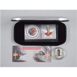 10x NHL All Stars - Stamp and Medallion Set BOBBY