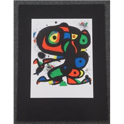 Joan Miro - Assassin of Painting - 17x23 image