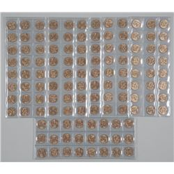 5x Sheets of 24 1954B, 2 Rappen Coins (MS63) Price
