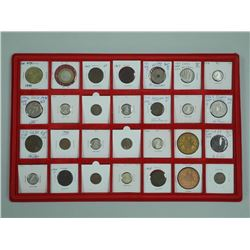 28x Numismatic, Coins, Medals, Silver, World etc (