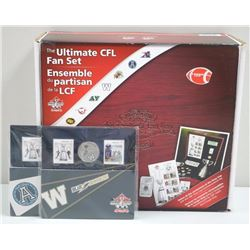 Ultimate Fan Set 'CFL' Issue Price of $200.00 Reme