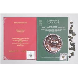 Lot of Ancient Coins, Roman etc and Multi Pages wi