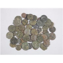 50x Ancient Roman Coins - Unsearched. From Hoard.