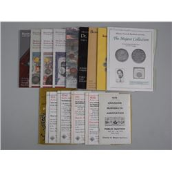 Archived - Coin Books From Private Collection
