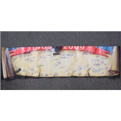 (GH37) Montreal Canadiens - Autograph Sheet - 51