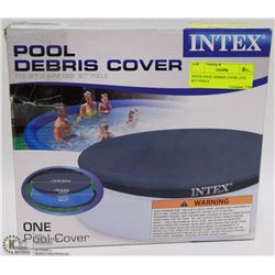 INTEX POOL DEBRIS COVER ,FITS 8FT POOLS