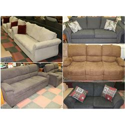 FEATURED NEW SOFAS AND SECTIONALS