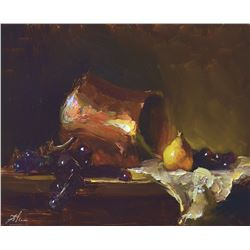 """Copper and Pear"" by Kelli Folsom"