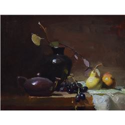 """Black Tea and Pears"" by Kelli Folsom"