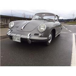 FRIDAY NIGHT! 1962 PORSCHE 356B KARMANN 1600 COUPE - AMAZING VINTAGE PORSCHE!