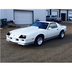 FRIDAY NIGHT! 1982 CHEVROLET CAMARO Z28 2-DOOR SPORTS COUPE