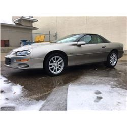 FRIDAY NIGHT! 2002 CHEVROLET CAMARO Z28